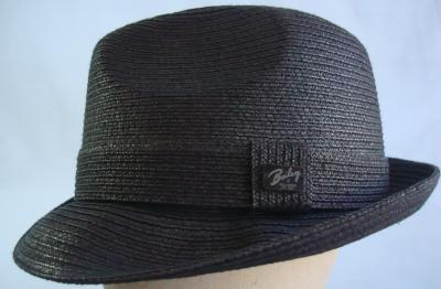 734f812bc181c Bailey Snap Brim Summer Fedora. Contemporary 1 3 4