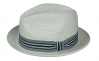 Bailey Salem White Fedora