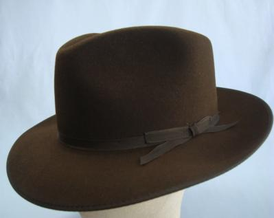e35781ab871d9f Stetson Stratoliner Chocolate Brown