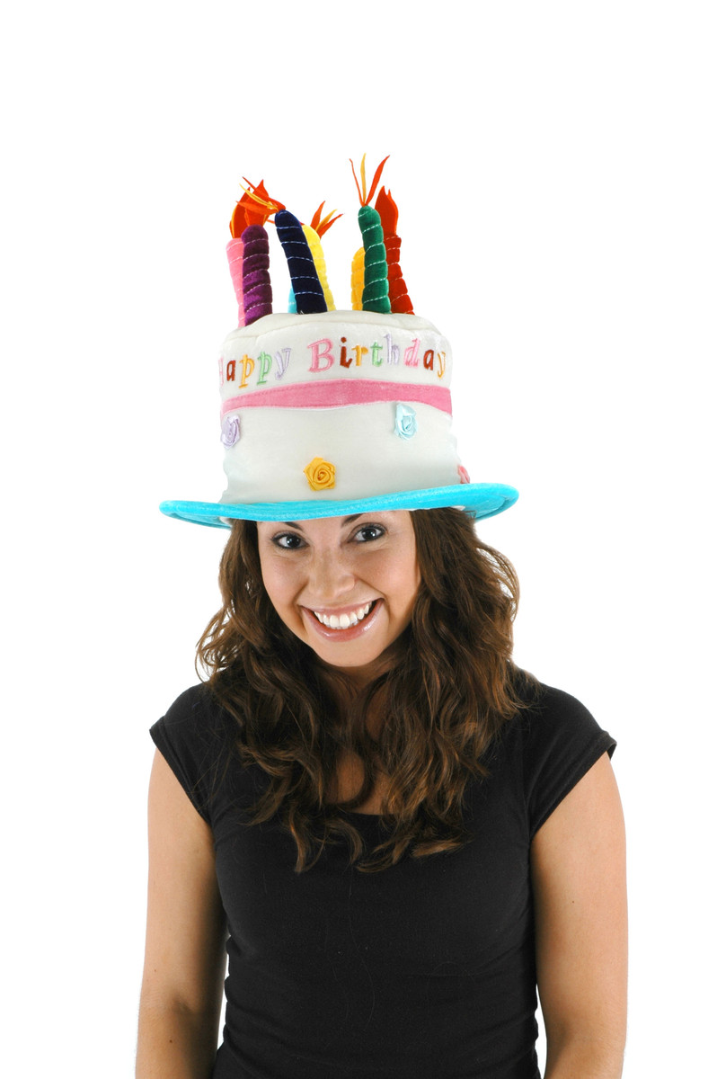 Elope Birthday Hat
