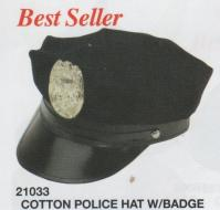 Police Officers Hat