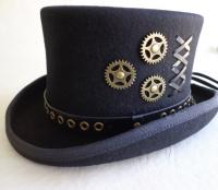 Steampunk Tophat 5
