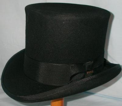 christmas carole tophat - Christmas Top Hat